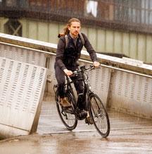 Elektrische fiets is niet alleen voor oudjes.