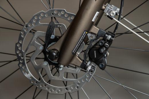 Tandwiel fiets